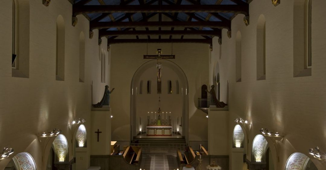 Lightmaster Case Study – St Francis of Assisi