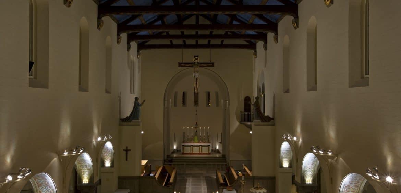church lighting consultants