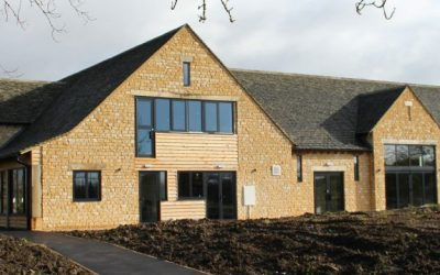 Lightmaster Case Study – Cherington Village Hall