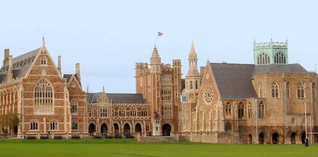 Lightmaster Case study – Clifton College, Bristol